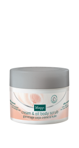 Kneipp Gommage Corps Crème & huile Silky Secret