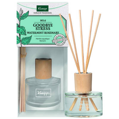 Bâtonnets parfumés Goodbye Stress (50 ml)