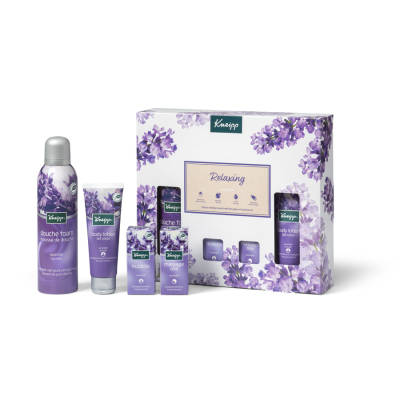 Coffret Cocooning Lavande - Relaxing Collection