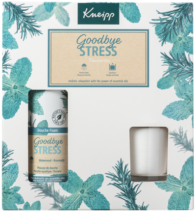 Coffret Cadeau Goodbye Stress - Goodbye Stress Favourites