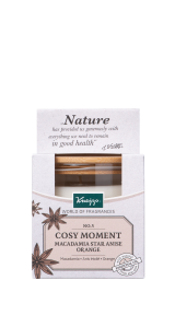 Kneipp Scented Candle / Geurkaars Macadamia-Star Anise-Orange