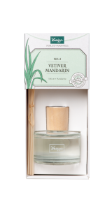 Kneipp Fragrance sticks / geurstokjes Vetiver-Mandarin