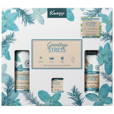 Luxe geschenkset Goodbye Stress | Goodbye Stress Collection