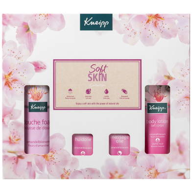 Luxe geschenkset Amandelbloesem | Soft Skin Collection