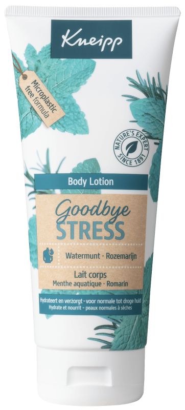 Body lotion Goodbye Stress