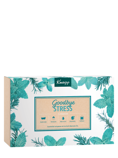 Coffret cadeau Goodbye Stress Collection