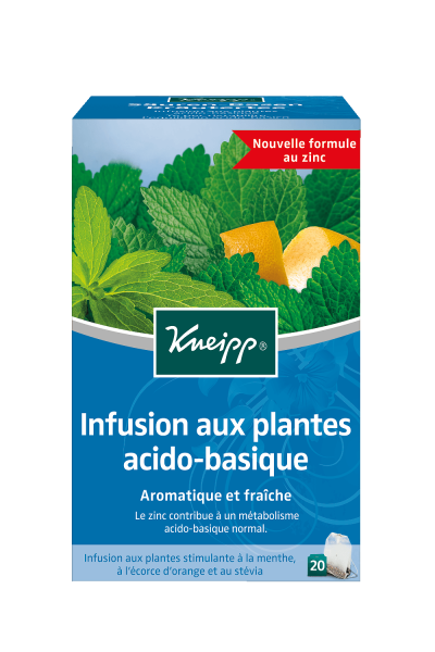 Infusion acido-basique