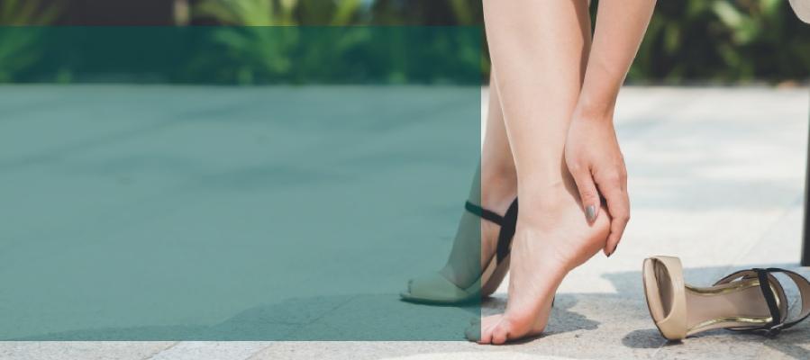 Péče o chodidla