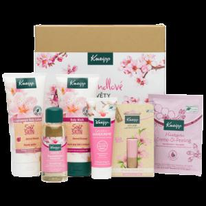 Kneipp dárková sada Mandlové květy  produkty