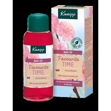 Olej do koupele Třešňový květ