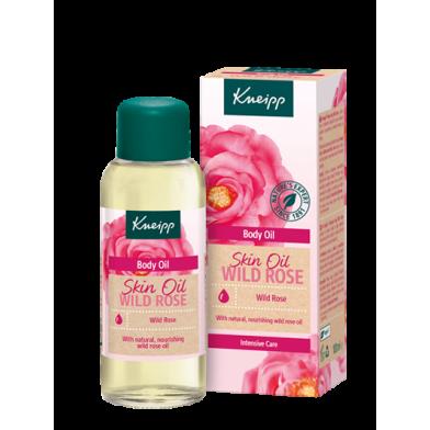 Tělový olej Divoká růže