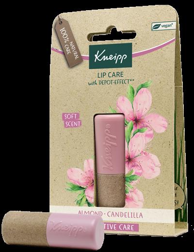 Kneipp® balzám na rty Mandle s mandlovým olejem