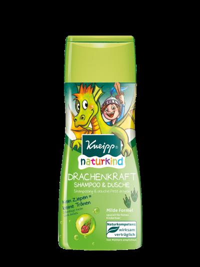Šampon a sprchový gel Dračí síla