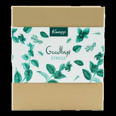 Kneipp dárková sada Goodbye stress produkty