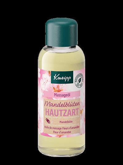 Masážní olej Kneipp Mandlové květy
