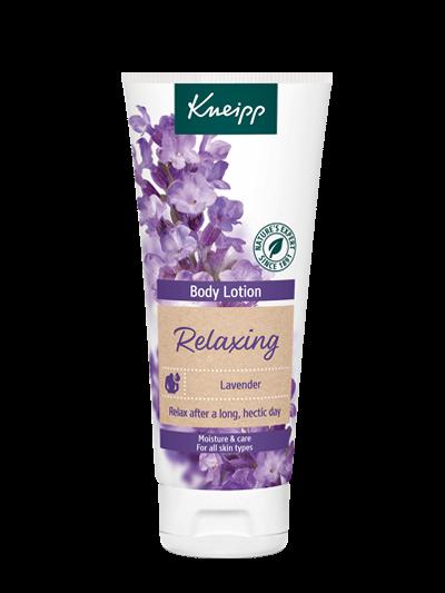 Tělové mléko Relaxing (Levandulové snění)