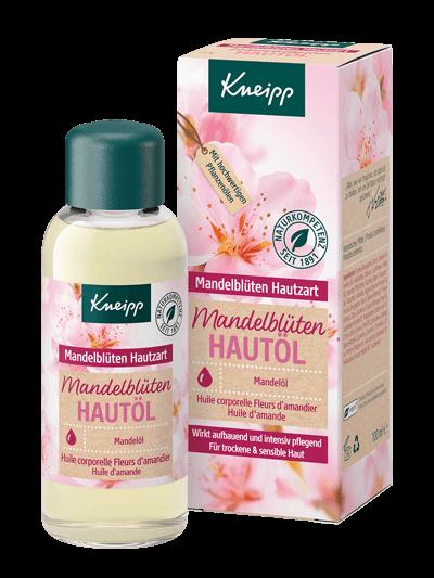 Tělový olej Kneipp Mandlové květy 100 ml