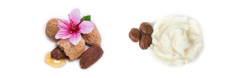 Složení pleťového séra Mandlové květy