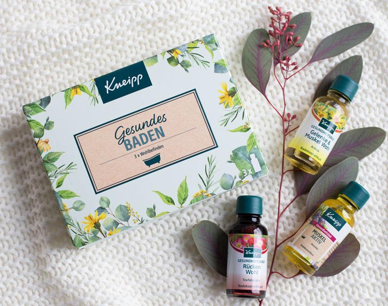 Kneipp sada esenciálních olejů