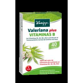 Valeriana Plus Vitaminas B Kneipp