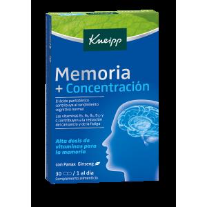 Memoria + Concentración (30)