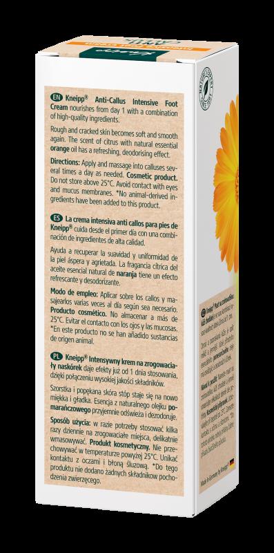Crema intensiva anti callos
