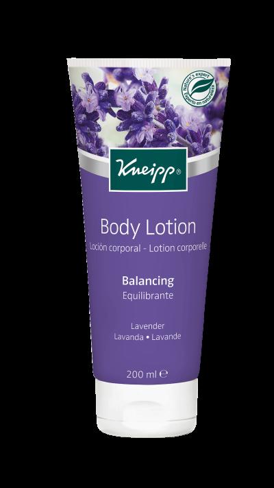 Loción corporal Balancing