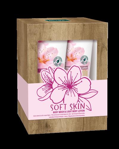 Pack Regalo Soft Skin 2x200ml