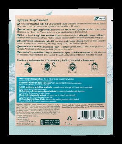 Mascarilla facial Hydro Care