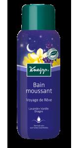 Bain moussant lavande, vanille, onagre - Voyage de Rêve