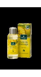 Huile de Massage Agrumes