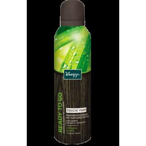 Mousse de douche prêt à partir - Lemongrass et guarana