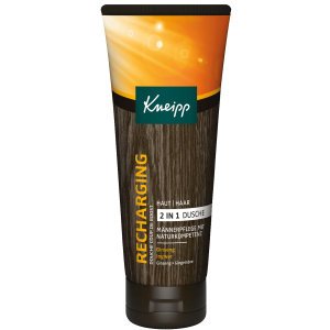 Shampooing-douche Gingembre - Ginseng Coup de boost