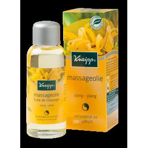 Huile de massage exotique et sensuelle - Ylang-ylang