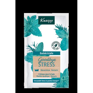 Cristaux de bain Goodbye Stress