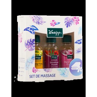 Coffret Huiles de massage