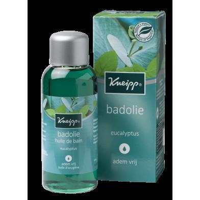 Huile de bain Eucalyptus Bulle d'oxygène