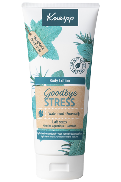 Lait Corps - Goodbye Stress