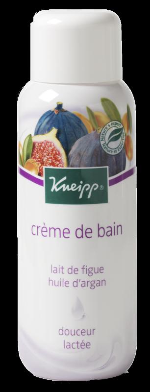 Crème de bain Figue – Argan