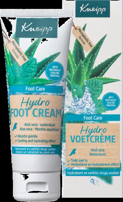Crème pieds Hydro