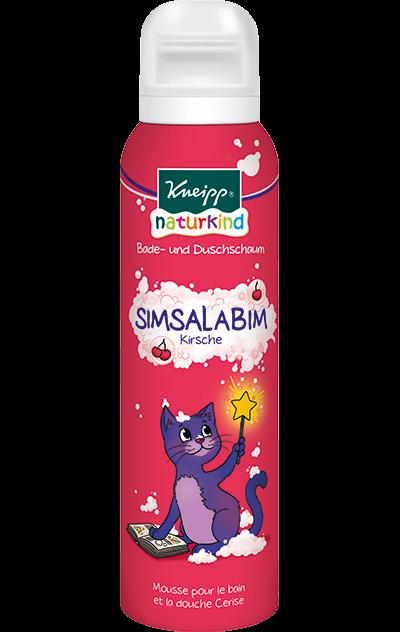 Mousse de douche - Simsalabim