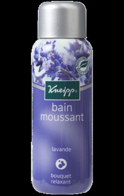 Bain moussant Lavande Bouquet relaxant
