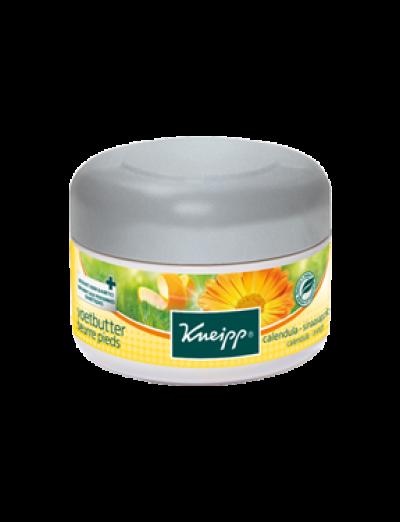 Beurre pour les pieds - Calendula et orange