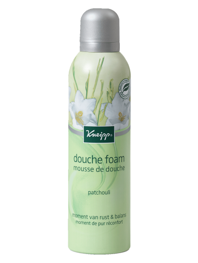 Mousse de Douche Moment de Pur Réconfort - Patchouli