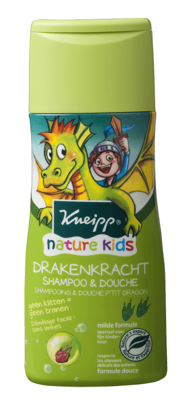 Nature Kids Shampooing & Douche P'tit Dragon