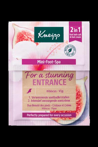 Mini foot spa