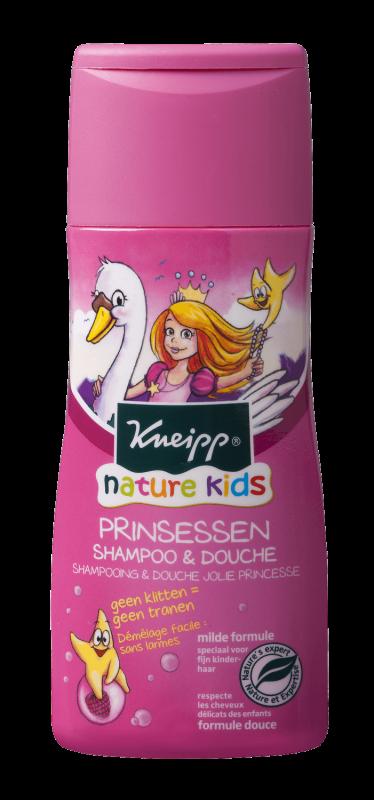 Nature Kids Shampooing & Douche Jolie Princesse