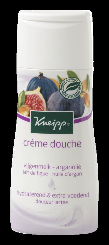 Crème de douche Figue - Argan Douceur lactée