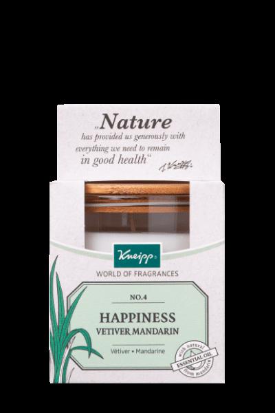 Bougie parfumée Be happy