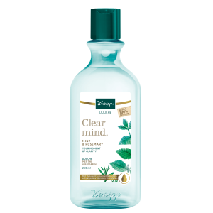 Douchegel Clear Mind Mint-Rosemary